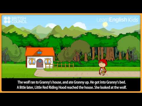 Little Red Riding Hood - Kids Stories