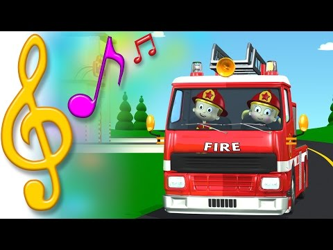 TuTiTu - Masina de pompieri