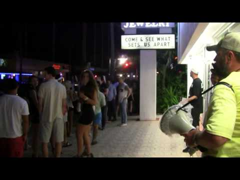 10 PREACHERS PREACH TO SPRING BREAK SINNERS! | Daytona Beach, FL Spring Break 2014 | Kerrigan Skelly