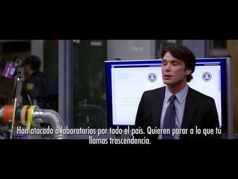 Transcendencia Tráiler Oficial en Español HD 2014