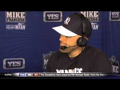 The Mike Francesa Show - Kevin Youkilis
