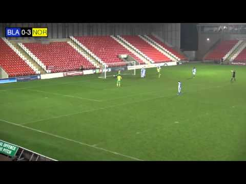 HIGHLIGHTS: Blackburn 0-5 Norwich City U21s