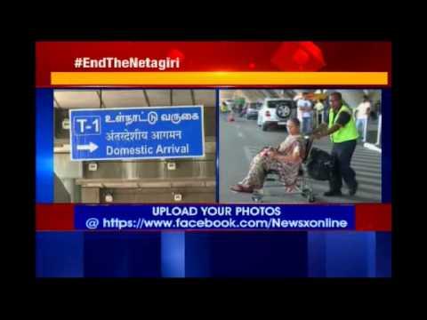 Shocking VVIP aparthied at Chennai Airport
