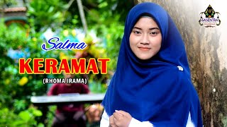 Download lagu KERAMAT (Rhoma Irama) - Salma # Dangdut Cover