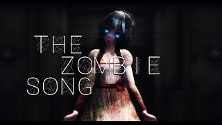 ||MMD|| The Zombie Song