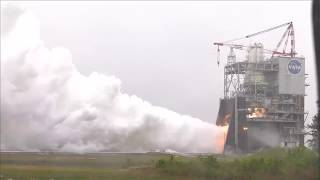 RS-25 Rocket Engine Passes Crucial High Power Test Series