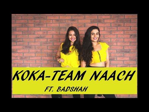 Download Lagu  Koka song dance - team naach students choreography / Khandaani Shafakhana / Badshah  /sonakshi dance Mp3 Free