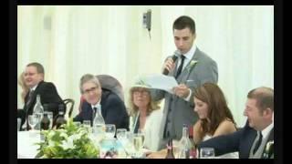 Nick's groom's speech