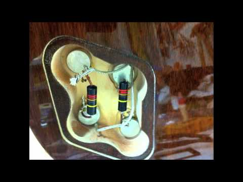 Precision Guitar kits les paul set neck