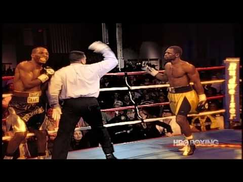 HBO Boxing: Bernard Hopkins - Top 10 Ring Moments