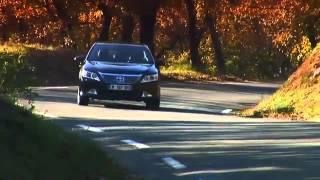 Toyota Camry 2012 тест драйв