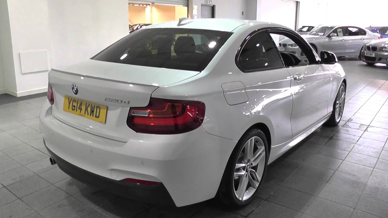 bmw 2 series coupe f22 220d coupe n47 2 0 m sport z2mc u3792 youtube. Black Bedroom Furniture Sets. Home Design Ideas