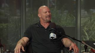 """Stone Cold"" Steve Austin Talks WWE, XFL, New Talk Show & More with Rich Eisen 