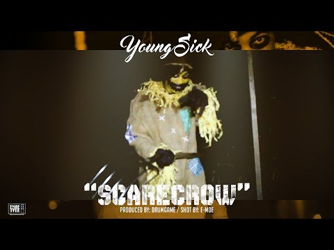"""Young Sick - """"Scarecrow"""" Official Music Video"""