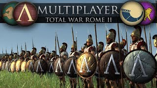 Download The Spartans March to War  (Total War: Rome 2 Online Battle #263) 3Gp Mp4