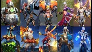 Liên Quan Mobile: Bản gốc của 5 tướng mới nhất kỹ năng giống 100% là những tướng nào bạn biết chưa?