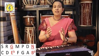 10. What are Flat Notes (Komala Swara)? | Anna Balan Sanda (Natya Gee)