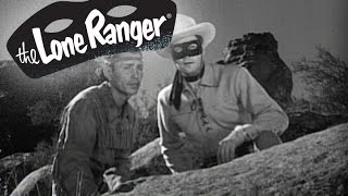 The Lone Ranger - The Man Who Came back