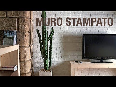 Ideal work muro stampato