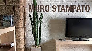 MURO STAMPATO IDEAL WORK