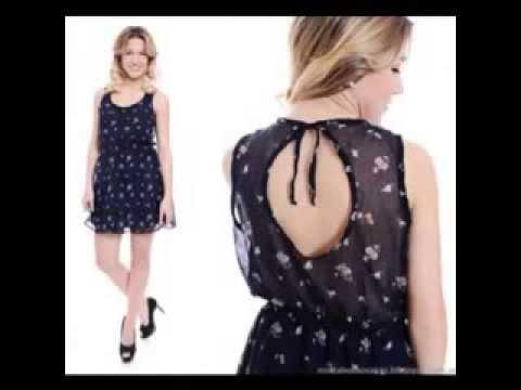 vestidos cortos (moda 2014)