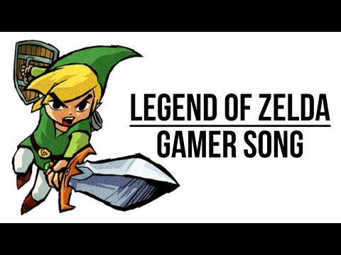 THE LEGEND OF ZELDA RAP SONG [DEUTSCH]