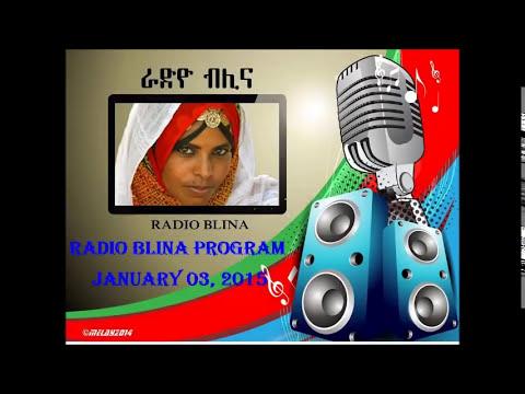 RADIO BLINA - JANUARY 3, 2015 PROGRAM