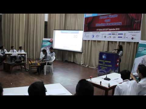 Grand Finale of Second National Cyber Olympiad, 30 Sep. 2016