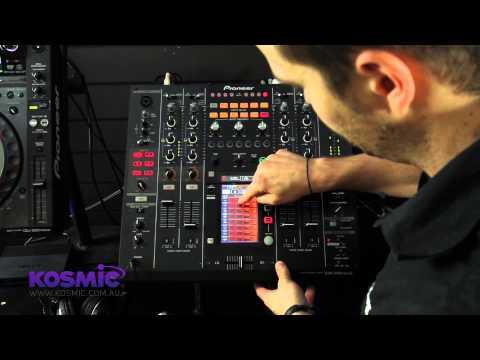 Pioneer DJM2000 Nexus Mixer