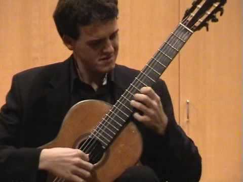 Rossiniana No1 op.119 Finale (Mauro Giuliani) - Christian Haimel