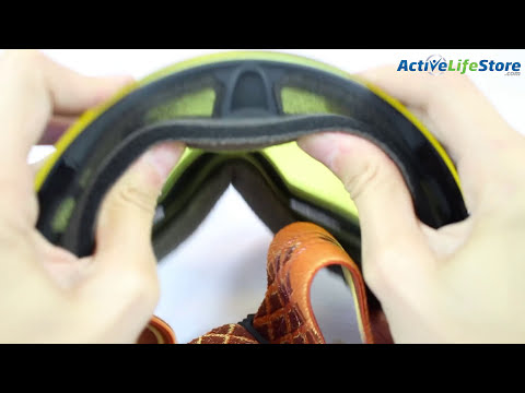 Oakley Flight Deck Snowboard Ski Goggle Video Review