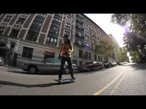 Bustin Longboards NYC Presents Micku Murgolo