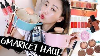 不到200元的超美唇彩!!! 韓系開架新鮮貨 Gmarket HAUL / K-Beauty Unboxing