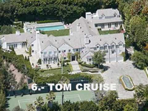 Top 10 las mansiones mas bonitas de los famosos youtube - Fotos de las mejores casas ...