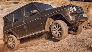 Mercedes G-Class (2019) Best Off-Road SUV Ever