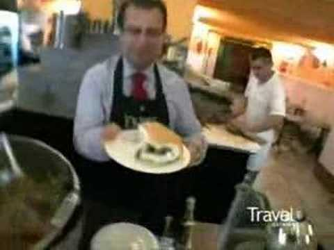 Anthony Bourdain in Sicily part1 Music Videos