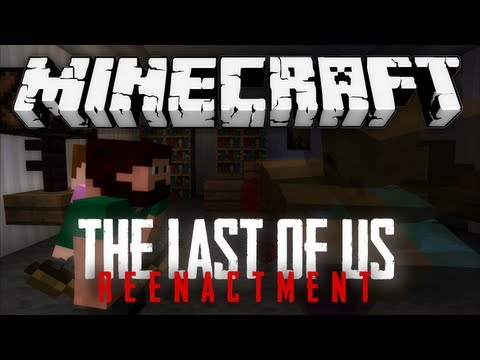 The Last Of Us – Reenactment in Minecraft – 2MineCraft.com