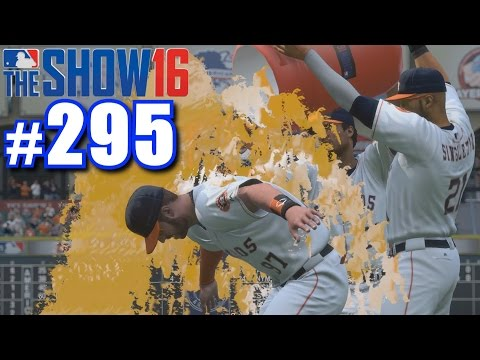 FIRST GAME WITH NEW TEAM! | MLB The Show 16 | Road to the Show #295