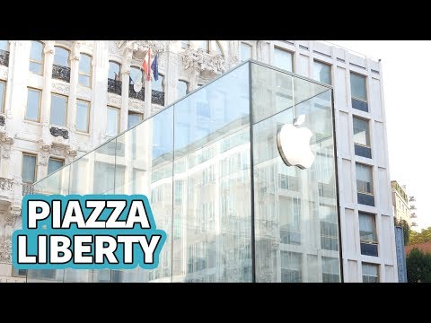 Download  Apple Store di Piazza Liberty, Milano - il nostro tour in ANTEPRIMA! Gratis, download lagu terbaru