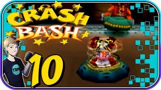 Crash Bash 2 Player 200% - Part 10: ELIZABETH CASTLE!