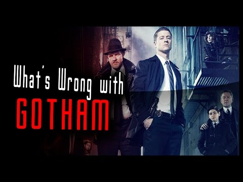 What's Wrong With Gotham & How to fix it - Arkham Wednesdays (Batman Arkham City)