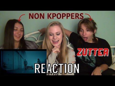 NON KPOP FANS REACT GD&TOP-ZUTTER (BIG BANG)