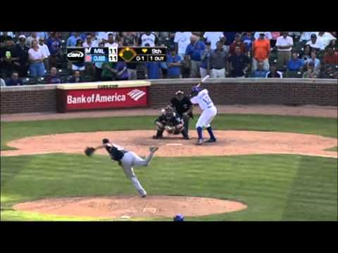 Alfonso Soriano 2012 Highlights