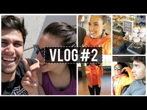 Día de grabación GymVirtual | Vlog 2