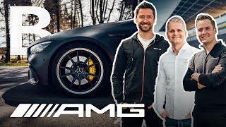 INSIDE AMG - Brakes   Felix vs. the Brake expert!