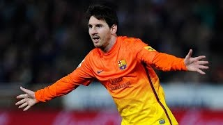 Lionel Messi ● Best Tight Angle Goals ||HD||