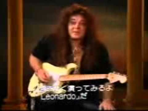 Yngwie Malmsten video