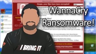 WannaCry Ransomware Explained! How to Stay Safe!