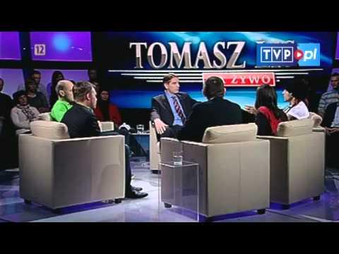 Tomasz Lis na żywo - ACTA zagraża prywatności