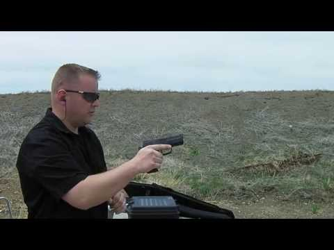 HANDGUN MARKSMAN CHALLENGE - .410 CASING AT 10 YARDS